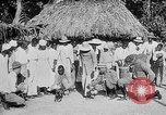Image of gamecock fight Haiti West Indies, 1924, second 29 stock footage video 65675073268