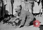 Image of gamecock fight Haiti West Indies, 1924, second 36 stock footage video 65675073268