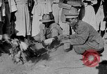 Image of gamecock fight Haiti West Indies, 1924, second 38 stock footage video 65675073268
