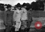 Image of United States Marines receive Haitian military medals Port-au-Prince Haiti West Indies, 1920, second 8 stock footage video 65675073271