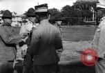 Image of United States Marines receive Haitian military medals Port-au-Prince Haiti West Indies, 1920, second 31 stock footage video 65675073271