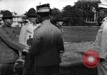 Image of United States Marines receive Haitian military medals Port-au-Prince Haiti West Indies, 1920, second 32 stock footage video 65675073271