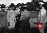 Image of United States Marines receive Haitian military medals Port-au-Prince Haiti West Indies, 1920, second 35 stock footage video 65675073271