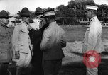 Image of United States Marines receive Haitian military medals Port-au-Prince Haiti West Indies, 1920, second 39 stock footage video 65675073271