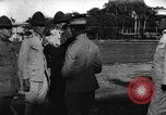 Image of United States Marines receive Haitian military medals Port-au-Prince Haiti West Indies, 1920, second 40 stock footage video 65675073271