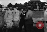 Image of United States Marines receive Haitian military medals Port-au-Prince Haiti West Indies, 1920, second 46 stock footage video 65675073271