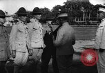 Image of United States Marines receive Haitian military medals Port-au-Prince Haiti West Indies, 1920, second 47 stock footage video 65675073271
