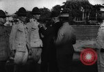 Image of United States Marines receive Haitian military medals Port-au-Prince Haiti West Indies, 1920, second 49 stock footage video 65675073271