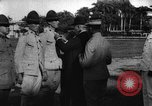 Image of United States Marines receive Haitian military medals Port-au-Prince Haiti West Indies, 1920, second 50 stock footage video 65675073271