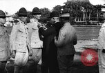 Image of United States Marines receive Haitian military medals Port-au-Prince Haiti West Indies, 1920, second 51 stock footage video 65675073271