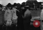 Image of United States Marines receive Haitian military medals Port-au-Prince Haiti West Indies, 1920, second 52 stock footage video 65675073271