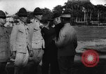 Image of United States Marines receive Haitian military medals Port-au-Prince Haiti West Indies, 1920, second 53 stock footage video 65675073271