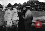 Image of United States Marines receive Haitian military medals Port-au-Prince Haiti West Indies, 1920, second 54 stock footage video 65675073271