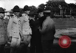 Image of United States Marines receive Haitian military medals Port-au-Prince Haiti West Indies, 1920, second 56 stock footage video 65675073271