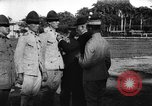 Image of United States Marines receive Haitian military medals Port-au-Prince Haiti West Indies, 1920, second 57 stock footage video 65675073271