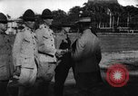 Image of United States Marines receive Haitian military medals Port-au-Prince Haiti West Indies, 1920, second 58 stock footage video 65675073271