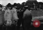 Image of United States Marines receive Haitian military medals Port-au-Prince Haiti West Indies, 1920, second 59 stock footage video 65675073271