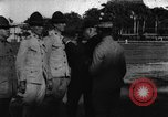 Image of United States Marines receive Haitian military medals Port-au-Prince Haiti West Indies, 1920, second 60 stock footage video 65675073271