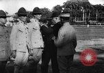 Image of United States Marines receive Haitian military medals Port-au-Prince Haiti West Indies, 1920, second 62 stock footage video 65675073271
