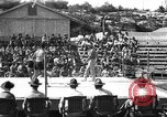 Image of boxing match Haiti West Indies, 1925, second 8 stock footage video 65675073273
