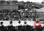 Image of boxing match Haiti West Indies, 1925, second 13 stock footage video 65675073273