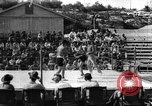 Image of boxing match Haiti West Indies, 1925, second 19 stock footage video 65675073273