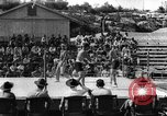 Image of boxing match Haiti West Indies, 1925, second 20 stock footage video 65675073273