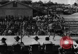 Image of boxing match Haiti West Indies, 1925, second 27 stock footage video 65675073273
