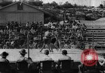 Image of boxing match Haiti West Indies, 1925, second 31 stock footage video 65675073273