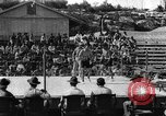 Image of boxing match Haiti West Indies, 1925, second 36 stock footage video 65675073273