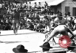 Image of boxing match Haiti West Indies, 1925, second 37 stock footage video 65675073273