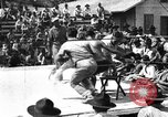 Image of boxing match Haiti West Indies, 1925, second 38 stock footage video 65675073273