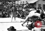 Image of boxing match Haiti West Indies, 1925, second 40 stock footage video 65675073273