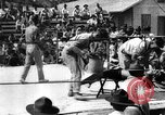 Image of boxing match Haiti West Indies, 1925, second 43 stock footage video 65675073273