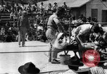Image of boxing match Haiti West Indies, 1925, second 45 stock footage video 65675073273