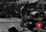 Image of boxing match Haiti West Indies, 1925, second 46 stock footage video 65675073273