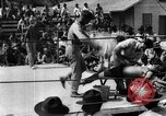 Image of boxing match Haiti West Indies, 1925, second 48 stock footage video 65675073273