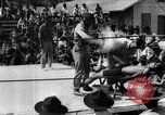 Image of boxing match Haiti West Indies, 1925, second 50 stock footage video 65675073273