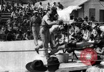 Image of boxing match Haiti West Indies, 1925, second 52 stock footage video 65675073273