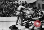 Image of boxing match Haiti West Indies, 1925, second 53 stock footage video 65675073273
