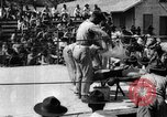Image of boxing match Haiti West Indies, 1925, second 54 stock footage video 65675073273