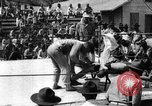 Image of boxing match Haiti West Indies, 1925, second 55 stock footage video 65675073273
