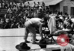 Image of boxing match Haiti West Indies, 1925, second 56 stock footage video 65675073273