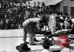 Image of boxing match Haiti West Indies, 1925, second 57 stock footage video 65675073273