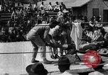 Image of boxing match Haiti West Indies, 1925, second 61 stock footage video 65675073273