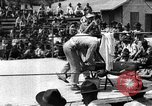 Image of boxing match Haiti West Indies, 1925, second 62 stock footage video 65675073273