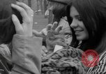 Image of hippies at a Detroit love-in Detroit Michigan USA, 1967, second 7 stock footage video 65675073277