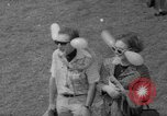 Image of hippies at a Detroit love-in Detroit Michigan USA, 1967, second 13 stock footage video 65675073277
