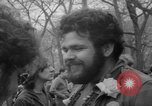 Image of hippies at a Detroit love-in Detroit Michigan USA, 1967, second 15 stock footage video 65675073277