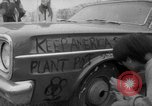 Image of hippies at a Detroit love-in Detroit Michigan USA, 1967, second 22 stock footage video 65675073277